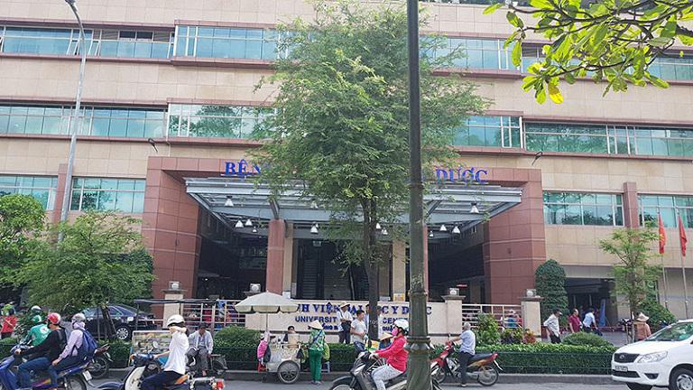 Bệnh viện ĐH Y Dược TP. Hồ Chí Minh