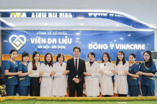 Trung tâm Da liễu Đông y Việt Nam - Đông y Vinacare là tiền thân cho quy mô hệ sinh thái sau này của Viện Da liễu Group