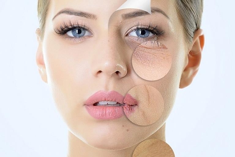 Công nghệ Peel căng da 4 lớp giúp hồi sinh làn da trẻ đẹp toàn diện với cơ chế tác động vào sâu biểu bì da