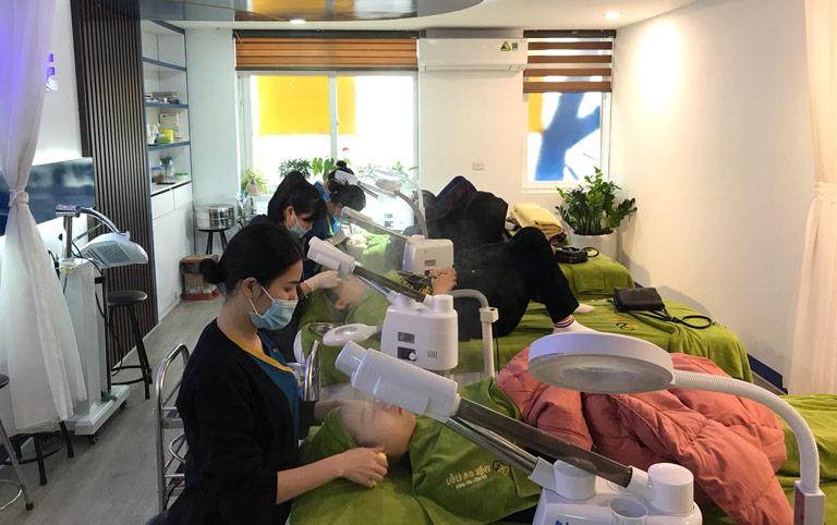 Viện Da liễu Hà Nội - Sài Gòn mang đến các dịch vụ da liễu thẩm mỹ hiện đại