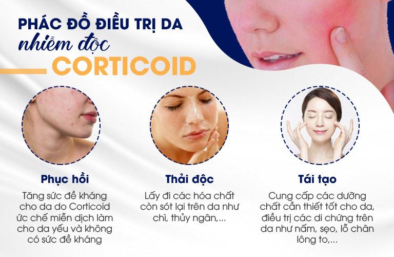 Áp dụng đúng quy trình điều trị tại Viện Da liễu Hà Nội - Sài Gòn để phục hồi da hiệu quả