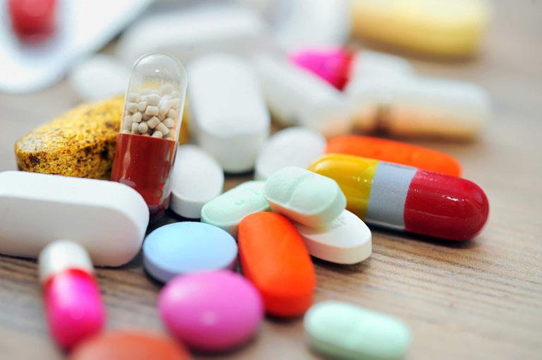 Thuốc chữa nám da sẽ được kê đơn bởi bác sĩ có chuyên môn
