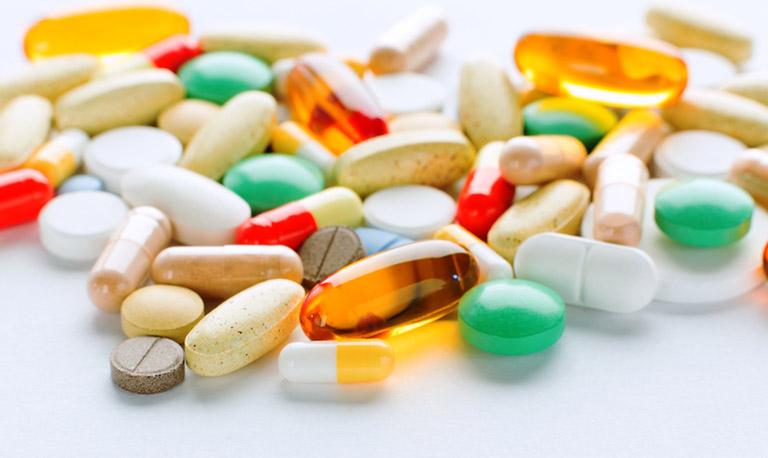 Một số loại thuốc Tây y được sử dụng trong điều trị eczema