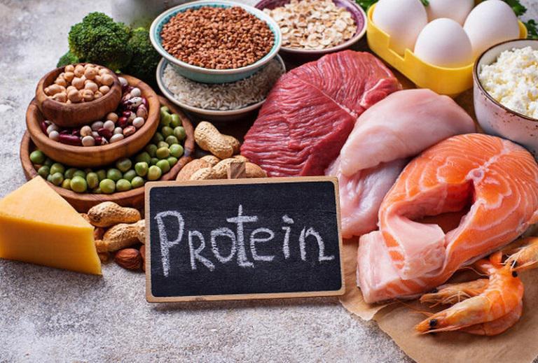 Thực phẩm giàu protein giúp bảo vệ da luôn khỏe mạnh