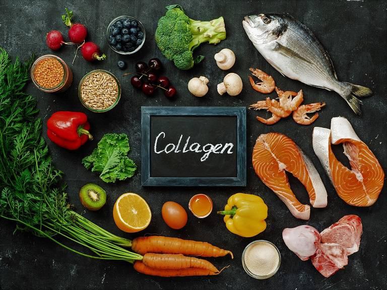 Thực phẩm có chứa collagen bạn nên sử dụng để cải thiện làn da của mình