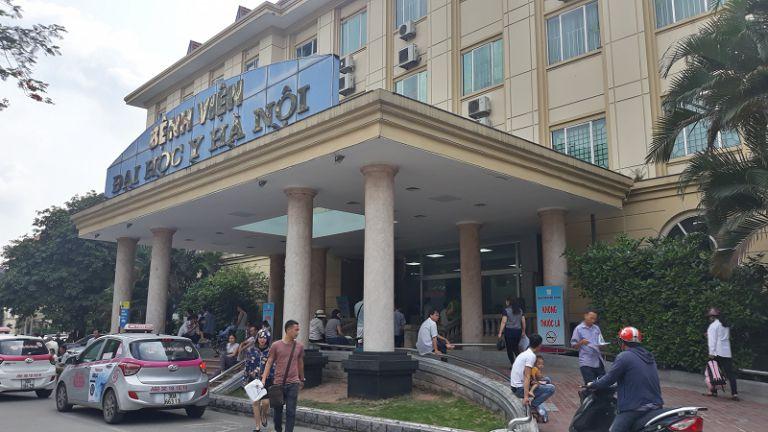 Khoa da liễu trường Đại học Y Hà Nội là một địa chỉ chữa các vấn đê về da an toàn hiệu quả