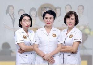 Đội ngũ bác sĩ tại Viện Da liễu có trình độ chuyên môn cao, nhiều kinh nghiệm thực tiễn