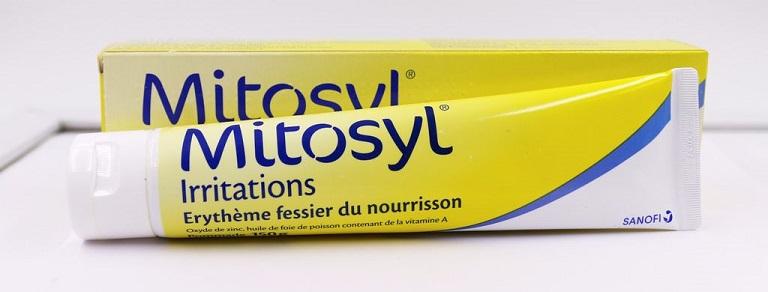 Kem điều trị sẹo lồi Mitosyl Irritations