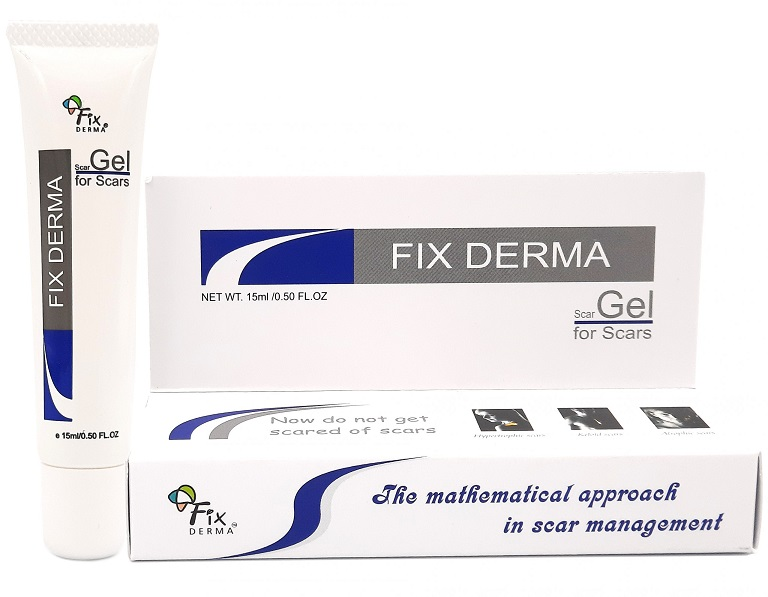 Fixderma Scar Gel là sản phẩm được các chuyên gia khuyên dùng