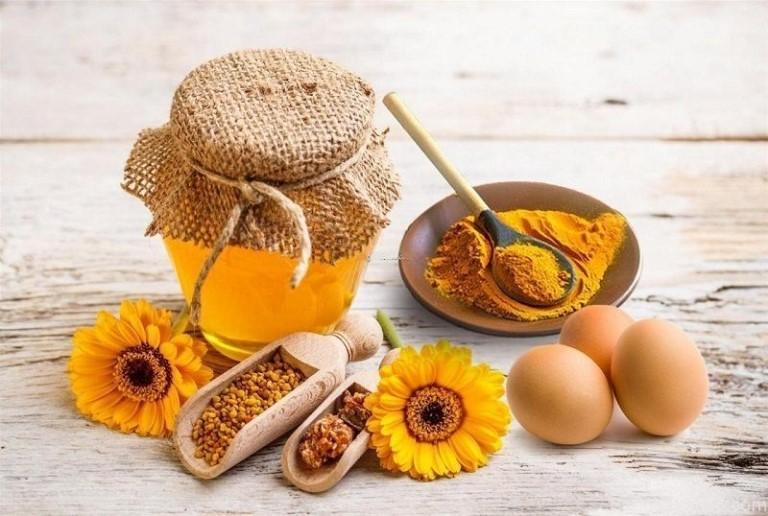 Các nguyên liệu tự nhiên có khả năng điều trị và làm đẹp da tuyệt vời
