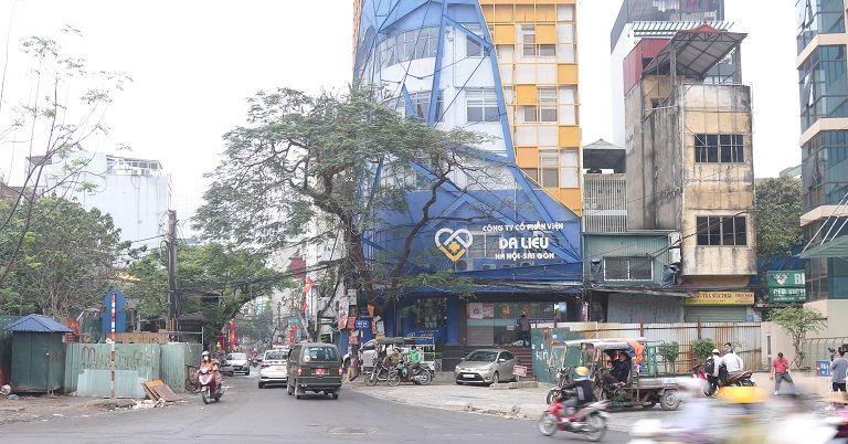 Người bệnh có nhu cầu trị sẹo không nên bỏ qua Viện da liễu Hà Nội - Sài Gòn