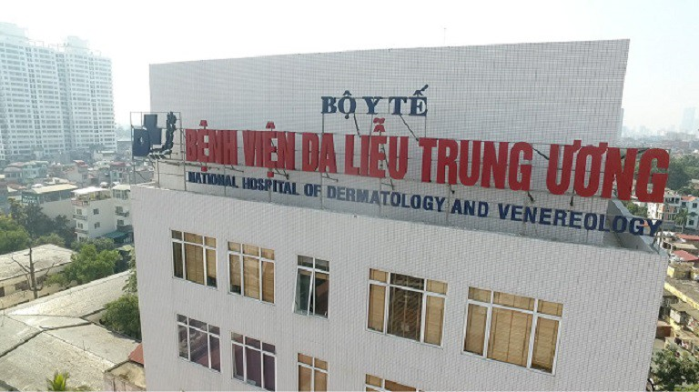 Bệnh viện Da liễu Trung ương là địa chỉ điều trị sẹo uy tín hàng đầu hiện nay