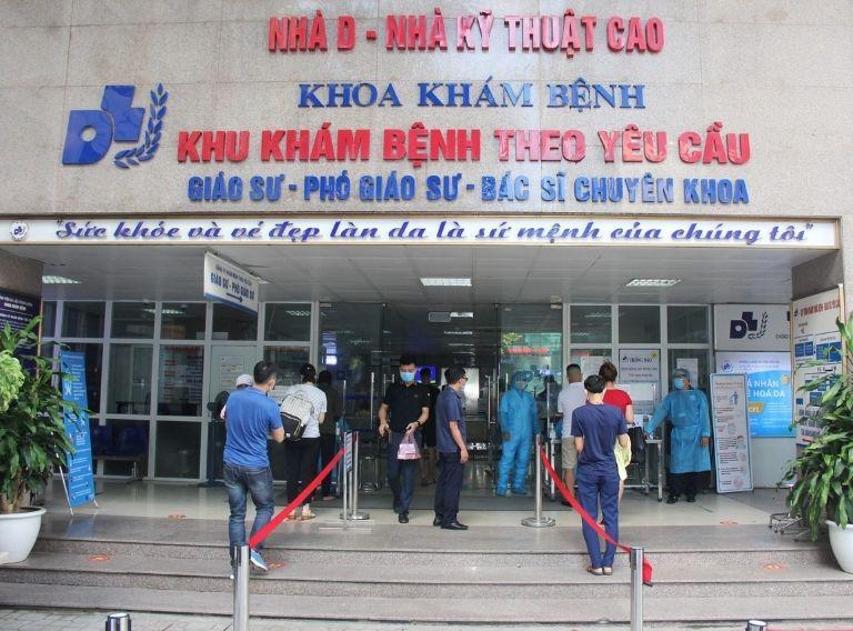Bệnh viện Da liễu Trung ương Hà Nội là địa chỉ điều trị nám uy tín