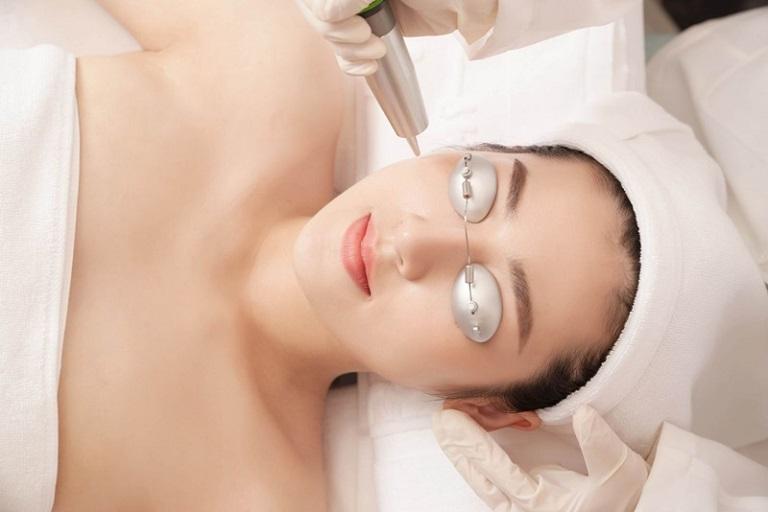 Công nghệ Ultra Nano giúp tiêu diệt các hắc sắc tố melanin trên da