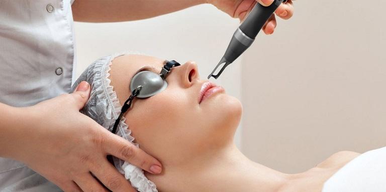 Trị nám da mặt bằng công nghệ cao là phương pháp mang lại hiệu quả cao và lâu dài