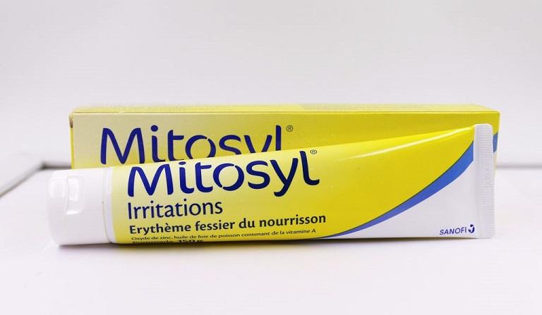 Kem trị sẹo mụn và vết thâm Mitosyl Irritations