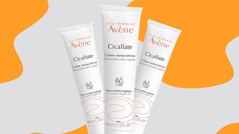 Sản phẩm trị sẹo mụn Avene Cicalfate Repair Cream