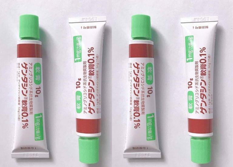 Sản phẩm Gentacin có nguồn gốc từ Nhật Bản được các chuyên gia đánh giá rất cao