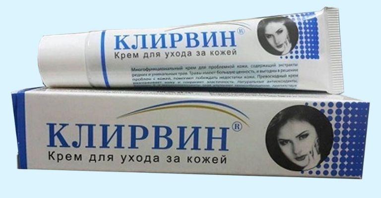 Klirvin là sản phẩm trị sẹo nổi tiếng từ lâu đời của nước Nga