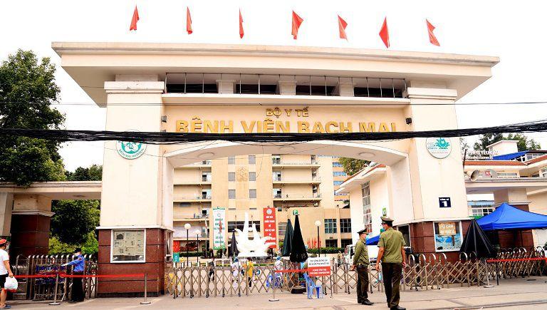 Khoa da liễu của Bệnh viện Bạch Mai có nhiều trang thiết bị hiện đại phục vụ nhu cầu khám chữa bệnh