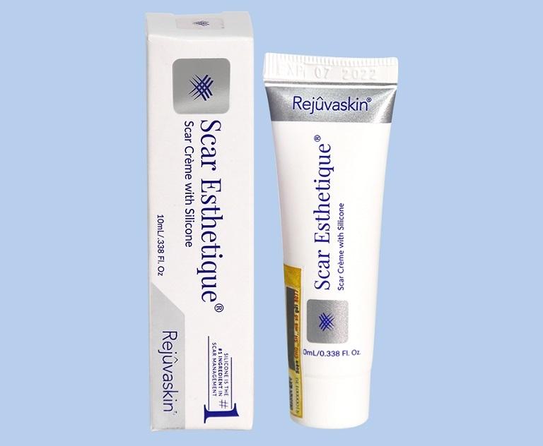 Scar Esthetique là loại kem trị sẹo mụn an toàn và hiệu quả