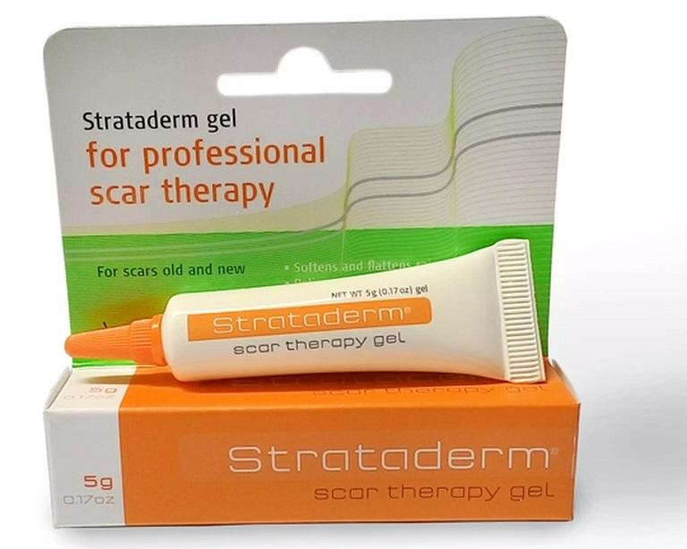 Kem trị sẹo Strataderm được nhiều người tiêu dùng tin tưởng lựa chọn