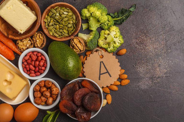 Người bệnh nên tích cực bổ sung các loại thực phẩm giàu vitamin