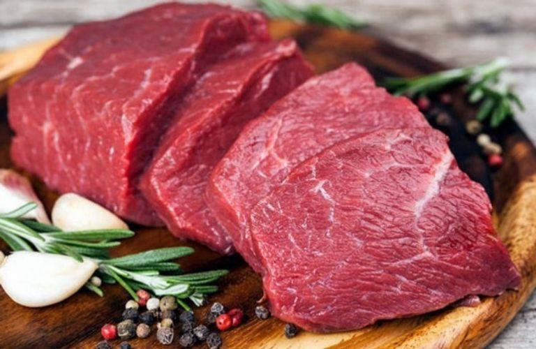 Người bị sẹo thâm không nên ăn thịt bò