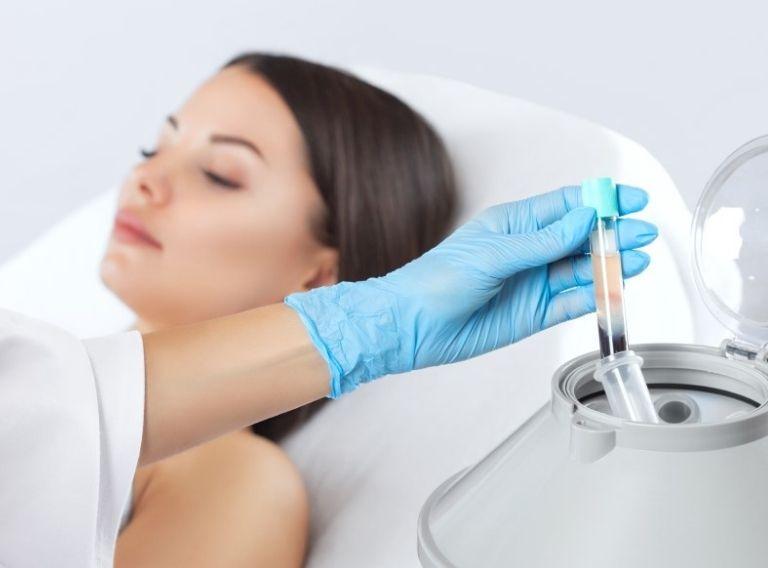 PRP được coi là liệu pháp hiệu quả để làm lành các tổn thương trên da