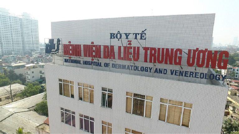Bệnh viện Da liễu Trung Ương là địa chỉ đáng tin cậy cho mọi chị em