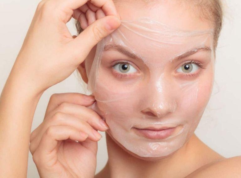 Peel da hay còn gọi là Chemical Peels, phương pháp lột da hóa học