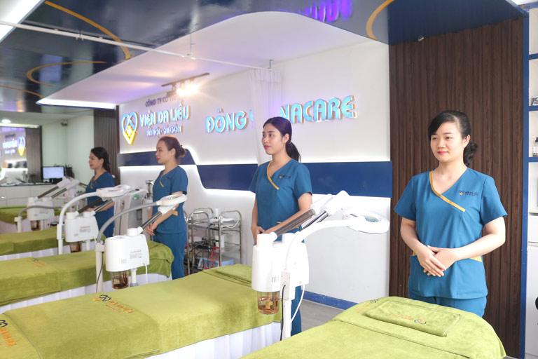 Viện Da liễu Hà Nội - Sài Gòn khuyến khích khách hàng điều trị tại nhà để đảm bảo an toàn trong mùa dịch bệnh