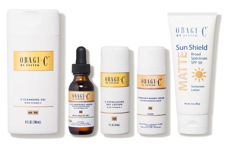 Obagi-C® Rx System là sản phẩm kem trị nám tốt nhất của Mỹ