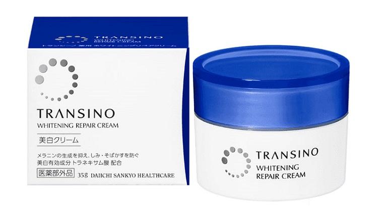 Kem trị nám của Nhật Bản Transino