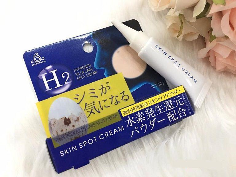 Kem trị nám của Nhật Bản Skin Spot Cream